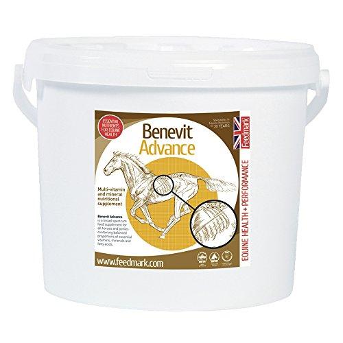 Feedmark Benevit Advance Nahrungsergänzung für Pferde (5 kg) (Weiß)