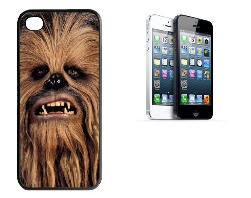iPhone 5 Case With Printed High Gloss Insert Chewbacca