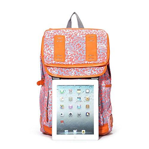Canvas Rucksackgedruckt/Schule Der Korean Style Schulranzen/Freizeit Reisetaschen-B B