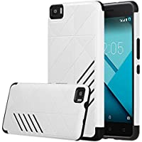 BQ Aquaris M5 Case ,VOVIPO Dual Layer Shockproof [Drop Protection] Slim Hybrid Impact Skin Case Cover for BQ Aquaris M5