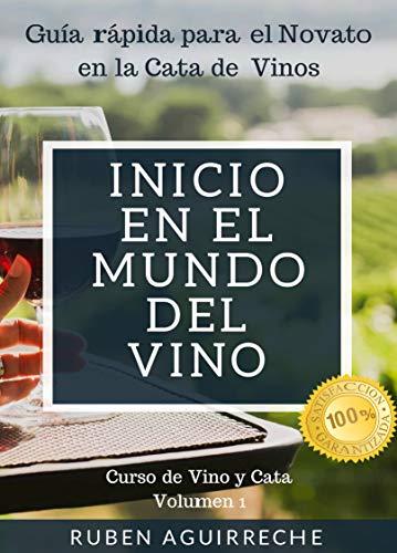 Este libro es una guía rápida y sencilla para todo entusiasta del vino que este comenzando en este interesante y apasionantemundo.  Se explica lo básico que se debe saber sobre el origen, principales vinos del mundo, así como el maridaje o acompañami...