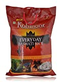 #3: Kohinoor Rice - Everyday Basmati, 5kg Pack