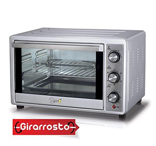 spice-cayenna-36-litri-forno-elettrico-ventilato-con-girarrosto-doppio-vetro-1500-w