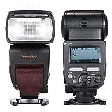 Yongnuo yn685I de TTL HSS 1/8000s GN602.4G Wireless Flash Speedlite de Flash para Nikon D750D810Cámara Smart D7200D610D7000D5500D5200D5300D3300D3200DSLR