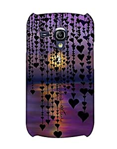 Pick Pattern Back Cover for Motorola Moto G X1032 (MATTE)