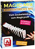 NSV - 4010 - MAGIC MIX- Kartentricks No. I, Zaubertrick-Lernspiel - Kartenspiel