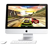 Apple iMac MC309D/A 54.6 cm (21.5 Zoll) Desktop-PC (Intel Core i5-2400S, 2,5GHz, 4GB RAM, 500GB HDD, AMD HD 6750M, DVD, Mac OS)