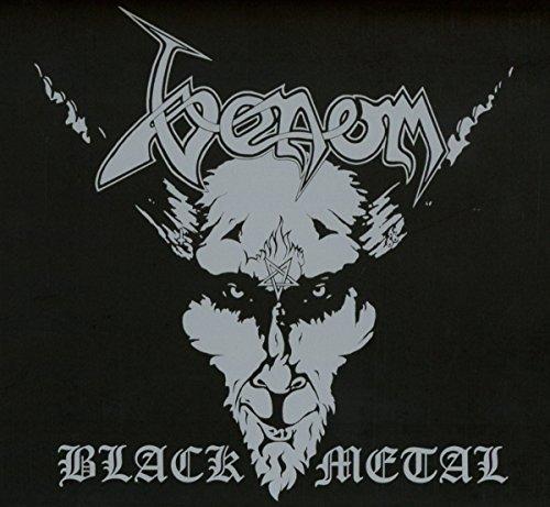 Venom: Black Metal (Ltd.Digipak Incl.10 Bonus Tracks) (Audio CD)