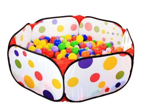 Sumchimamzuk Ballpool Pool Bällepool Bällebad - Bällebad Für Hunde