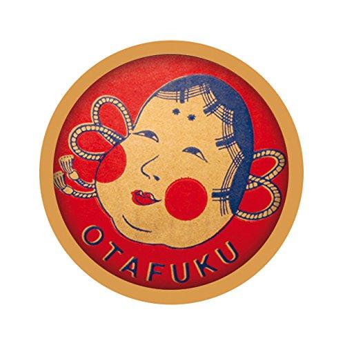 Otafuku ® Damen Classic 89 Gesundheitsschuh / Reflexzonen Massageschuh mit Magnetsohlen Ivory