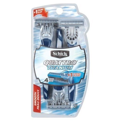 schick-razors-quattro-high-performance-disposable-3-ct-pack-of-6-by-schick