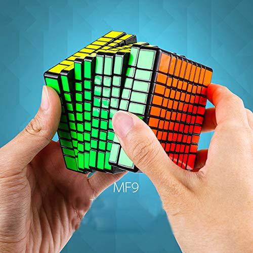 JJWBA MF9 Rubik Cubo 9o Orden Competición Estudiante
