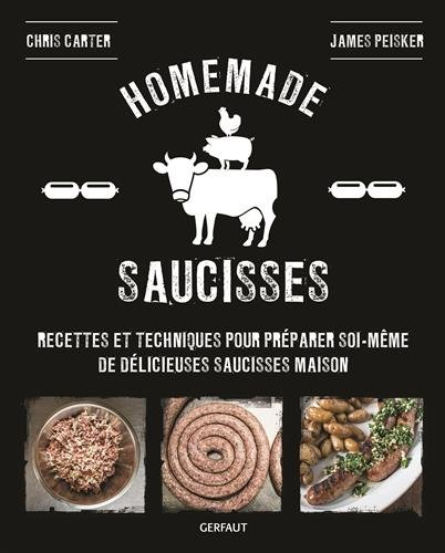 Homemade saucisses par Chris Carter