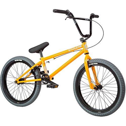 """Stolen Casino XS BMX bike 2017 19.3"""" top tube Tangerine Orange"""