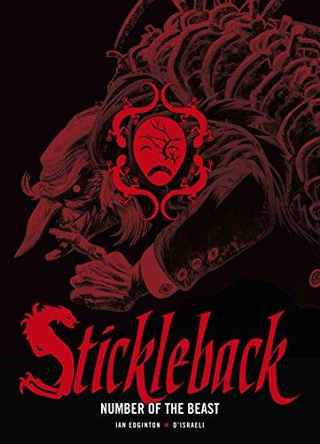 Stickleback: Number of the Beast por Ian Edginton