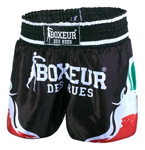 BOXEUR DES RUES BXT-1361 Pantalones Cortos Kick/Thai