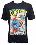 Best Superman Man camisetas - Superman - Camiseta - Manga corta - para Review