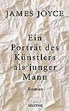 Ein Portr�t des K�nstlers als junger Mann: Roman