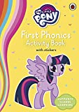 #9: My Little Pony First Phonics Activity Book