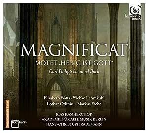 C.P.E. Bach / Magnificat