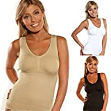 Woopower Cami Shaper Top with Removable Pads