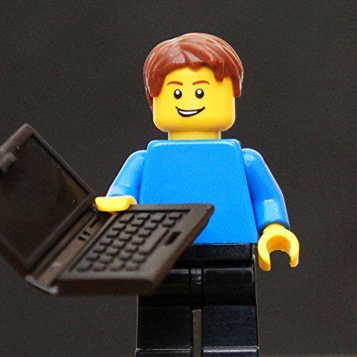Preisvergleich Produktbild Mark Zuckerberg | exklusive LEGO Figur vom Facebook Gründer & CEO | FamousBrick