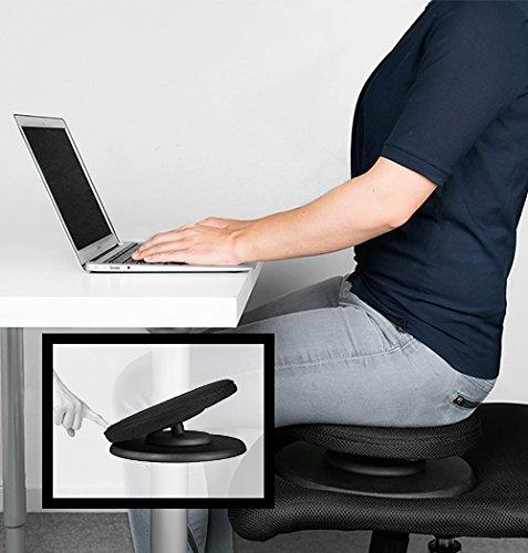 Posture balance der beste preis amazon in savemoney swedish posture balance core trainer fr aktives sitzen sitzauflage fr brostuhl beckenbodentraining balance fandeluxe Images