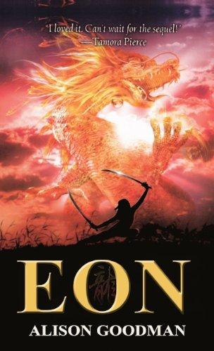 Portada del libro Eon: Dragoneye Reborn by Alison Goodman (2010-08-31)