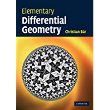 Elementary Differential Geometry (English Edition)