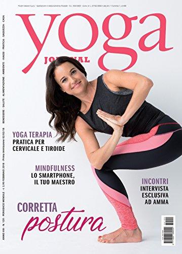 Yoga Journal Febbraio n. 120 (Italian Edition) eBook: Italia ...
