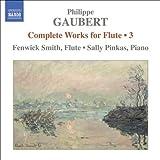Oeuvres Pour Flute /Vol.3