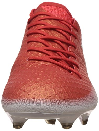 adidas Messi 16.1 Fg, pour les Chaussures de Formation de Football Homme Rouge (Rosso Rojo/negbas/ftwbla)