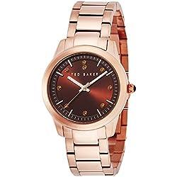 Ted Baker Damen-Armbanduhr analog ITE4094