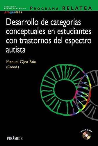 PROGRAMA RELATEA. Desarrollo de categorías conceptuales en estudiantes con trastornos del espectro autista (Ojos Solares - Programas)