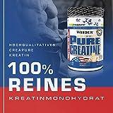 Weider Pure Creatine, Neutral, 600 g - 7