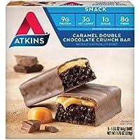 Atkins Advantage Bar Caramel Double Chocolate Crunch