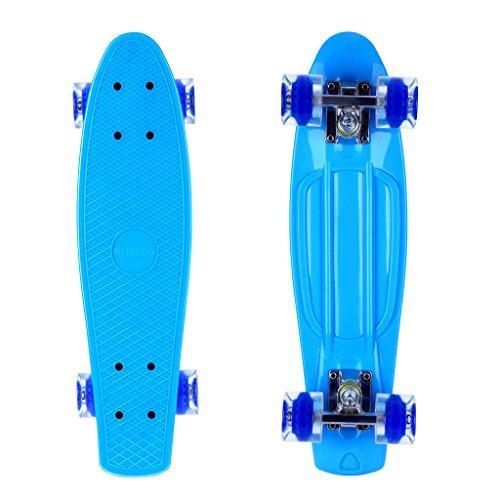 enkeeo-planche-a-roulettes-skateboard-cruiser-en-plastique-avec-plate-forme-robuste-4-pu-casters-pou