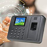 Lorenlli Universal 2,8 Zoll TFT Sreen Display Fingerprint Zeiterfassung Clock Recorder Digital Electronic Reader Maschine