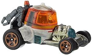 Mattel - Vehículos Star Wars Deluxe Hot Wheels, modelos surtidos