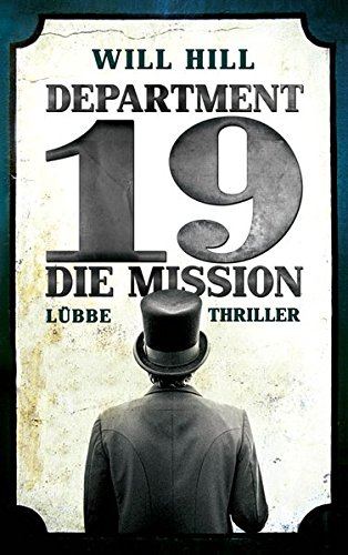 Department 19 - Die Mission: Thriller (Vintage Harry-potter-bücher)