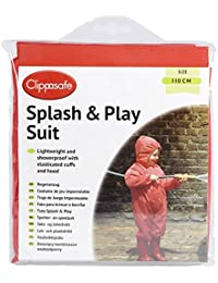 Clippasafe Red Splash & Play - Vêtement étanche - 110 cm