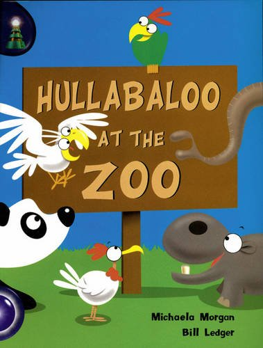 Lighthouse Yr1/P2 Blue: Hullabaloo Zoo (6 pack)