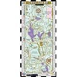 Streetwise Manhattan Central Park: Pocket Map of Central Park, New York