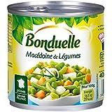 Bonduelle macédoine 1/2 265g - ( Prix Unitaire ) Envoi Rapide Et Soignée