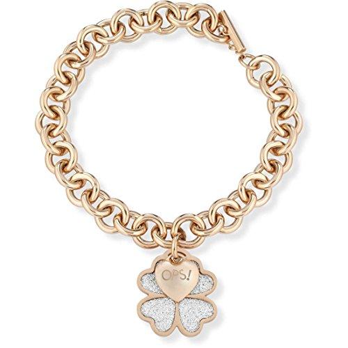 bracciale donna gioielli Ops Objects Glitter casual cod. OPSBR-357