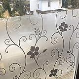 Vetro smerigliato pellicola Privacy Pellicola Finestra Schermo Pellicola decorativa parete schermo 68x 300cm