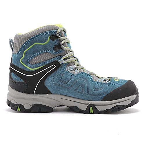 Meindl Litepeak Junior GTX petrol/lemon