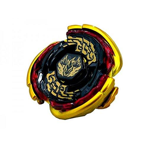 Takara Beyblade 4D - Big Bang Pegasus Gold Exclusive! ohne Launcher (Beyblade Metal Fury Spielzeug Pegasus)