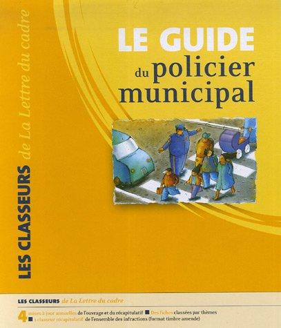 Le Guide du policier municipal