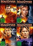 MacGyver - Staffel 4-7 (21 DVDs)